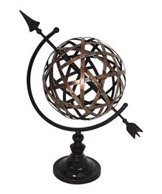 Look what I found on #zulily! Rotating Orb #zulilyfinds