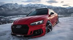 Amazing Audi Is this the perfect toy to drive everyday? Audi ABT with . Is this the perfect toy…Look at this amazing ABT Is this the . Audi Rs5, Allroad Audi, Audi Quattro, Audi Sport, Sport Cars, Supercars, Red Audi, Rs5 Coupe, Carros Audi