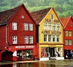 Norway Something always has fascinated me