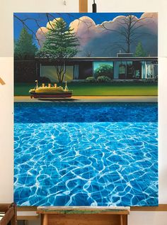 Schedule of Exhibitions - Jones the Painter Moon Patrol, November 2019, Auckland, Exhibitions, New Zealand, Schedule, Singapore, Portrait, Gallery