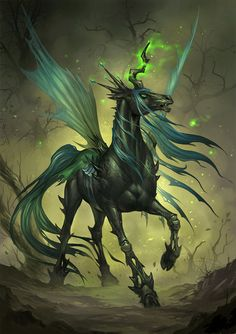 Mlp Queen Chrysalis by *sandara on deviantART