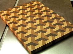 Steps Cutting Board Version 2 (Two Step) - by SPalm @ LumberJocks.com ~ woodworking community