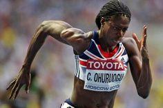 Christine Ohuruogu's running battle to raise profile of women in sport - Other Sports - Sport - London Evening Standard