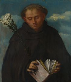 Girolamo Romanino - Saint Filippo Benizzi