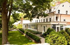 The Most Picture-Perfect Inns in America via @mydomaine