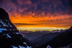 Sunset in Glacier National Park [6016 x 4016] [OC]