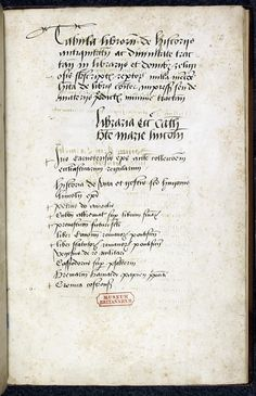 Henry VIII's 'Great Matter' - his desire to divorce his first wife Katherine of Arragon.
