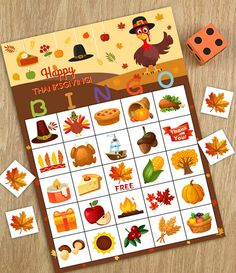 40 Best Thanksgiving Games for Families 2021 - DIY Games for Thanksgiving