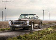 World Of Classic Cars: Mercedes-Benz 280 SL 'Pagoda' 1970 - World Of Clas...