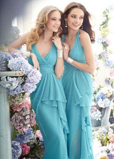 Vestidos para Bodas. Damas de Honor y Madrinas 2013. Nueva Colecci�n Jim Hjelm Occasions.