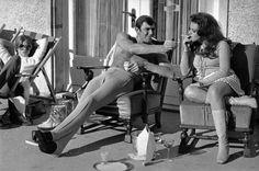#007 #GeorgeLazenby #HelenaRonee #1969