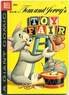 Tom and Jerry's Toy Fair (1958) #1