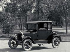 Najúspešnejší model Ford T