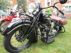 1941 Indian Four – Indian Motocycle Day: July 21, 2013