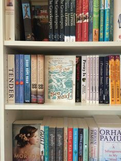 Sea Maid surfaces far away in South Australia, at the wonderful South Seas Books and Trading. Thanks to Lynne Rawson for buying & the lovely photo!