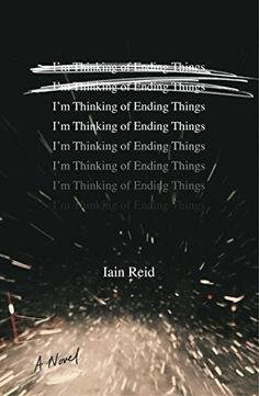Captivating reads for fans of Stephen King, including I'm Thinking of Ending Things by Iain Reid.