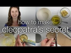 RECIPE 1 cup baking soda cup citric acid cup Epsom salts 2 tsp olivem 300 or Polysorbate 20 or Turkey Red Oil 1 tsp safflower oil (You can substitute. Cleopatra Beauty Secrets, Diy Beauty Secrets, French Beauty Secrets, Beauty Tips, Beauty Products, Natural Products, Body Products, Homemade Skin Care, Diy Skin Care