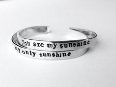 friendship bracelets set of 2 best friend by WyomingCreative, $30.00
