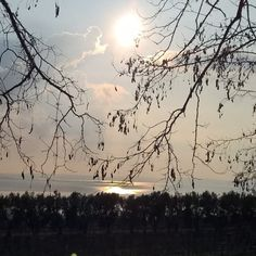 #buonaserata  #sunset  #lagodigarda #gardasee #lakegarda #garda #bardolino #sirmione #desenzano #peschiera #salo' #lazise