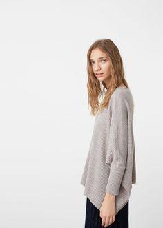 Camiseta canalé - Camisetas y tops de Mujer | OUTLET España