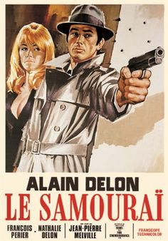 Le Samouraï (1967) movie #poster, #tshirt, #mousepad, #movieposters2