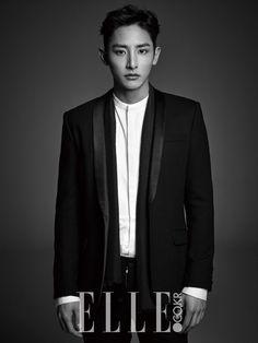Lee Soo Hyuk Trades Elle Korea Suits for Scholar Who Walks the Night Vampire Look | A Koala's Playground