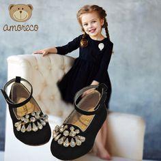 Para uma ocasião especial, confira na Adoro Presentes os sapatinhos da Amoreco. Muito luxo no look da sua mocinha! #Amoreco #Calçados #Child #Crianças #Infantil #Sapatos #Sapatilhas #Moda #Ideias #AdoroPresentes #Sapatinhos