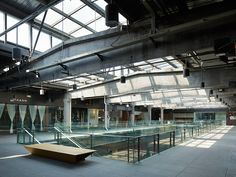 kengo kuma renovates wuxi art gallery in china