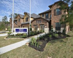 Eagle Springs Townhome Model | Brighton Homes® |  www.brightonhomes.com