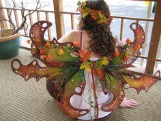 Autumn Faerie Wings by Akirren on DeviantArt
