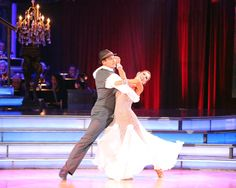 Kym Johnson & Ingo Radamacher  -  Dancing With the Stars  -  Season 16  -  Week 8  -  spring 2013  -  eliminated in semi-finals  coming in 5th for the season