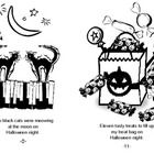 Enjoy The Count of Halloween with your kiddos.  Numbers 1-12 packed with adjectives, nouns and verbs and all of the kiddos favorite Halloween chara...