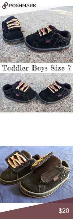 c65643a3615aac NWOT Etnies Rasta Skate Shoes Size 7 Etnies Skate shoes for Toddler Boys.  Grow