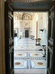 The Villa Farnesina - Baldassare Peruzzi, Villa Farnesina, 1506-10