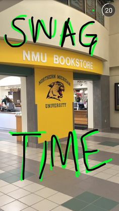 Getting new swag from the NMU Bookstore is definitely one of best parts of a new school year.