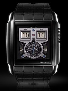 Slyde Tourbillon Watch