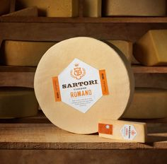 Sartori Cheese Packaging