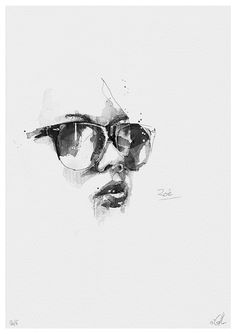 Spontaneous And Realistic Black White Pencil Portraits13