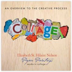 Paper Paintings: DVD of Collage Process  I need this and the accompanying material!!!