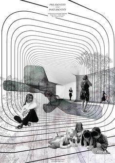 PRE-IDENTITY vs POST-IDENTITY Architecture for renovating Fukushima Master in Architecture - Kengo Kuma studio Winter 2013 - 東京大学 The University of Tokyo Exhibited in Space 222 DUE 2014 - Tokyo,...