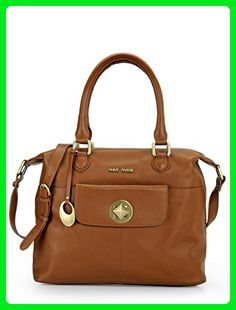 7191499ca040 Phive Rivers Women s Leather Shoulder Bag (Tan) (PR1084) - Shoulder bags (