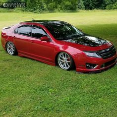 Image result for custom ford fusion