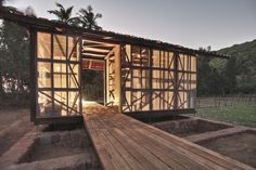Indian Hut Workshop : Kanataka Architecture