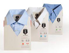 次の @Behance プロジェクトを見る : 「Standard Dress Shirt」…