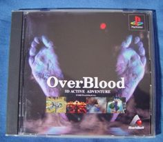 PS1 Japanese : OverBlood SLPS 00392 http://www.japanstuff.biz/ CLICK THE FOLLOWING LINK TO BUY IT ( IF STILL AVAILABLE ) http://www.delcampe.net/page/item/id,0377948141,language,E.html