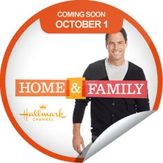 "Home & Family: Mark Steines...Join Mark Steines as he hosts the new daytime series ""Home & Family!"" Check-in with GetGlue.com for your own Mark sticker!"