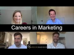 Everything you need to know about careers in marketing - YouTube Personal Development, Need To Know, Everything, Insight, Career, Marketing, Youtube, Carrera, Youtubers