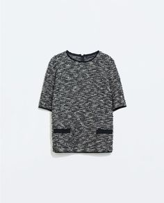 Don't you hesitate for one second, not one! Run to the stores and pic up this CLASSIC. #zara #fashion #spring