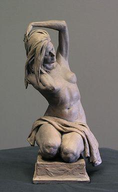 Blair Buswell, Figure Sculpture, Sports Sculptor, Portrait Sculptor, P Sculptures Céramiques, Art Sculpture, Stone Sculpture, Statues, Figure Drawing, Figurative Art, Oeuvre D'art, Sculpting, Drawings