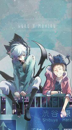 Servamp - Kuro and Mahiru http://www.canalflirt.com/love//?siteid=1713428